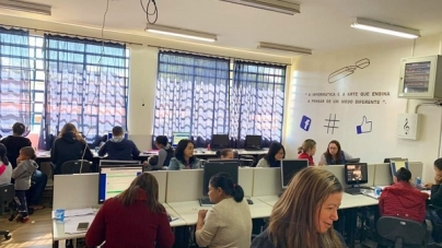 Mutirão do Bolsa Família no CEU Rosa de França mobiliza moradores