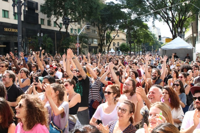 Virada Cultural injetou R$ 235 milhões na economia de São Paulo
