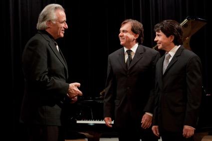 João Carlos Martins e Chitãozinho & Xororó se apresentam juntos no Allianz Parque