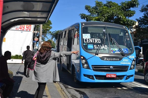 Moradores de Guarulhos enfrentaram dificuldades de locomoção durante a greve de sexta-feira