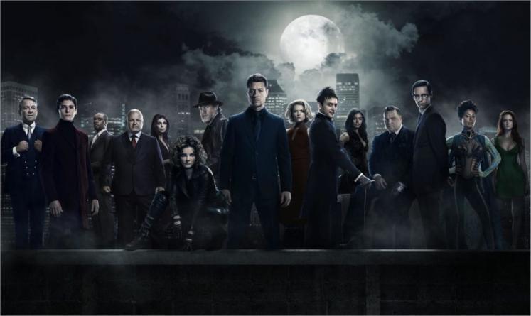 Última temporada da série 'Gotham' estreia domingo
