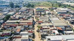 Prefeitura leva pavimentação para ruas do Nova Bonsucesso