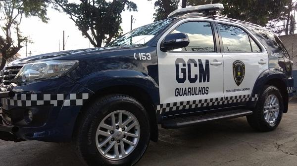 GCM atende flagrante de roubo e cárcere privado