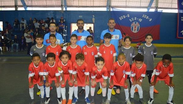 Sub-11 do Guarulhense vence a Portuguesa e garante vaga na decisão da Liga Paulista