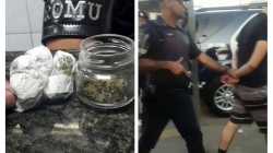 Homem é preso por tráfico de drogas na região do Jardim Bela Vista