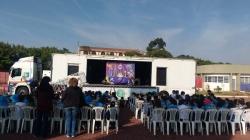 CEU Cumbica recebe espetáculo sobre Meio Ambiente