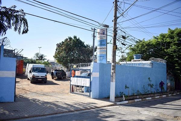 Prefeitura de Guarulhos conclui reforma do PEV Paraventi
