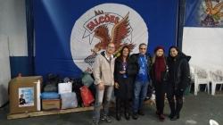 Campanha do Agasalho 2019 recebe doações do Falcões Moto Clube