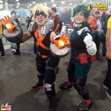 Anime Friends chega ao fim com sucesso de público