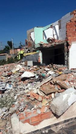 Prefeitura remove instalações irregulares em Bonsucesso e Cumbica