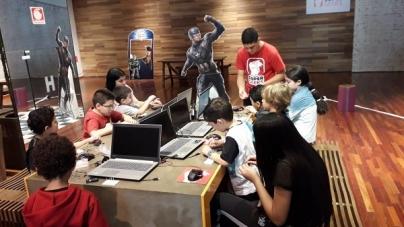 Escola de computação e robótica abre as portas em Guarulhos