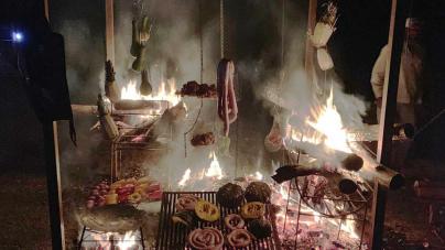 Churrasco de varal é tema de workshop no Brotas Gourmet
