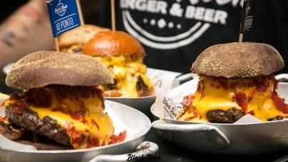 Começa hoje o '1º Festival Black Rock Burger & Beer'