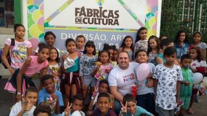 Recreio nas Férias leva crianças para passeios culturais gratuitos aos domingos