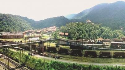 Aproveite o fim das férias de julho e vá de trem para Paranapiacaba