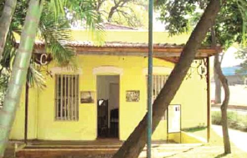 Prefeitura busca parceria para revitalizar Casa Amarela e Maria Fumaça