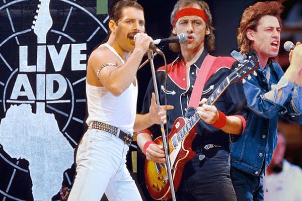 AC Rock Guarulhos revisita Live Aid e promove evento beneficente em celebração ao Dia Mundial do Rock