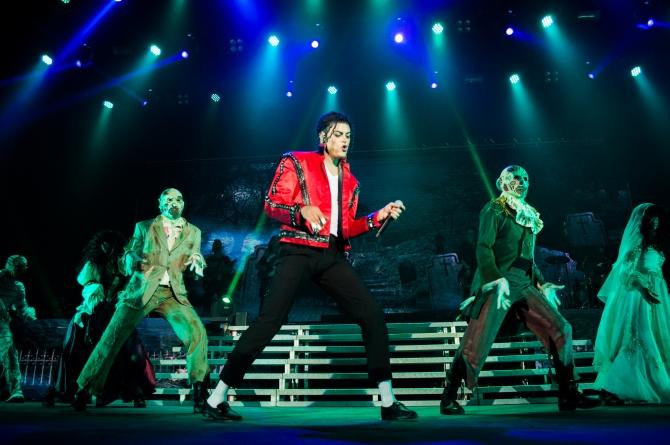 Michael Jackson revive no Espaço das Américas com Rodrigo Teaser