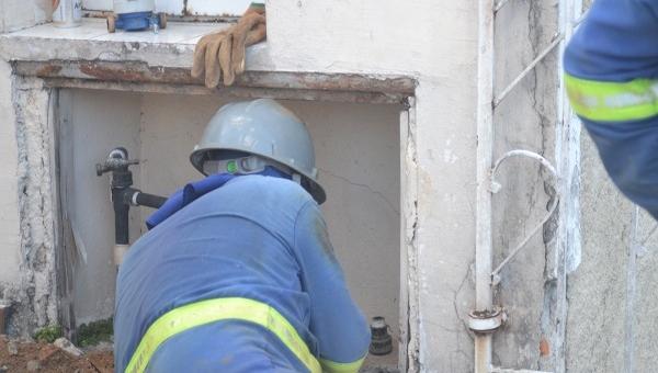 Furto de cabo deixou 11 mil guarulhenses sem água neste ano