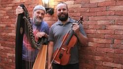 Fim de semana de meditação com harpa no Sesc Guarulhos