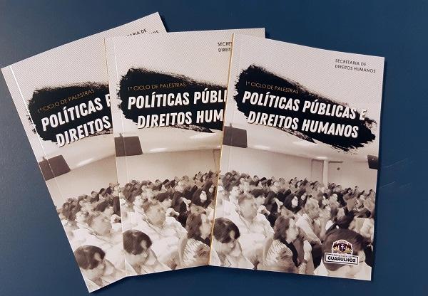 Prefeitura edita livro sobre políticas públicas e direitos humanos