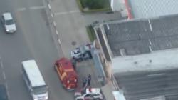 Quadrilha invade banco em Mairiporã e tenta explodir cofre