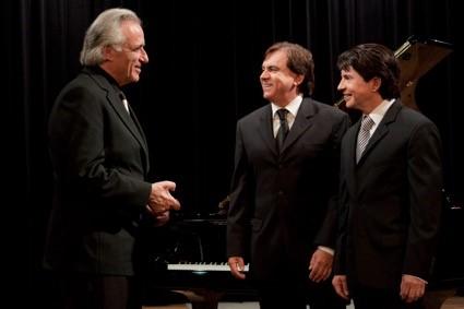 João Carlos Martins e Chitãozinho & Xororó juntos no Allianz Parque Hall no próximo dia 18