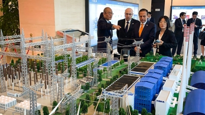 SP abre as portas para investimento de empresa chinesa de energia