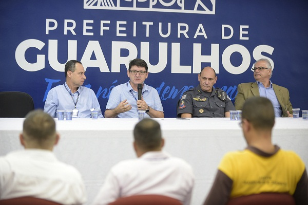 Guarulhos terá cerca eletrônica em até dois meses nas principais vias