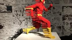 Em SP, heróis da DC ganham maior exposição de Lego do mundo