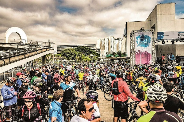 Memorial sedia maior evento de bicicletas da América Latina