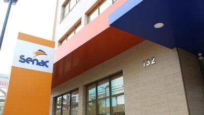 Senac e CIC garantem educação profissional gratuita à população