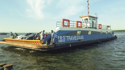 Travessia entre Cananeia e Ilha Comprida passa a operar 24 horas