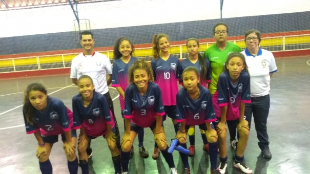 Guarulhos é campeã de Futsal feminino nos Jogos Escolares