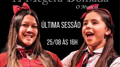 Atrizes guarulhenses participam de apresentação de 'A Megera Domada – O Musical'