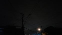 Jardim Adriana sofre com problemas na iluminação pública mais uma vez