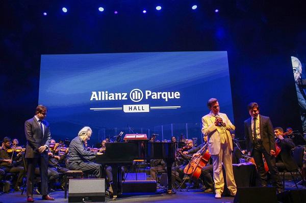 João Carlos Martins e Chitãozinho & Xororó no Allianz Parque Hall