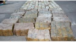 Polícia de Cabo Verde prende 5 brasileiros com 2,2 toneladas de cocaína