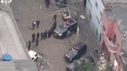 Polícia faz operação contra o tráfico de drogas na Cracolândia