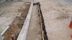Prefeitura acompanha início das obras na rua Armazém