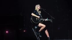Taylor Swift confirma show no Brasil em 2020