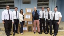 Fundo Social recebe mais de 500 peças para a Campanha do Agasalho