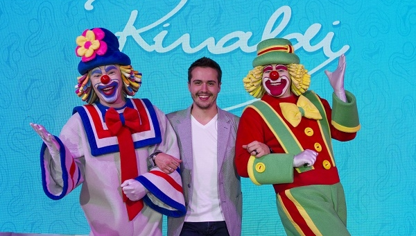 Patati Patatá ganha coletiva de imprensa no circo de São Paulo para apresentar novidades da marca