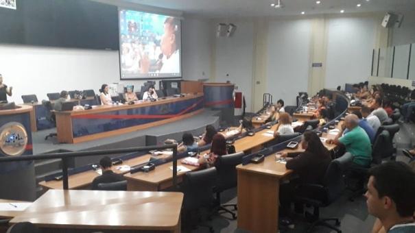 Prefeitura participa de debate na Câmara sobre Lei Maria da Penha