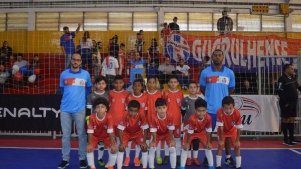 Sub-9 do Galo é vice-campeão Estadual