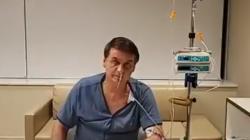 Bolsonaro receberá alta hoje, afirma boletim médico