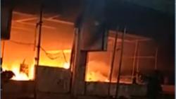 Após incêndio, Viaduto Alcântara Machado passa por vistoria nesta sexta