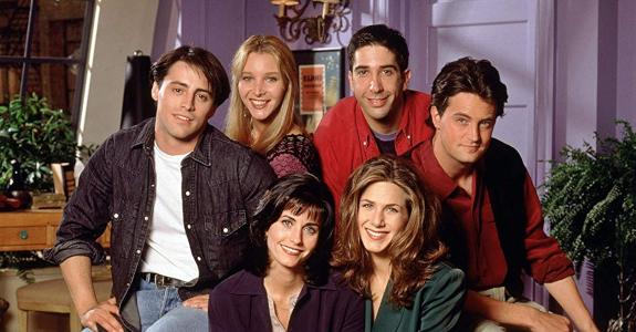 'Friends' ganha maratona na Warner em comemoração aos 25 anos da série